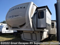 New 2018  Keystone Montana 3701LK by Keystone from Great Escapes RV Center in Gassville, AR