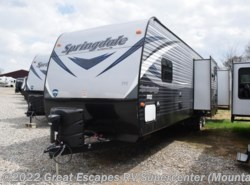 New 2018  Keystone Springdale 332RB by Keystone from Great Escapes RV Supercenter in Gassville, AR