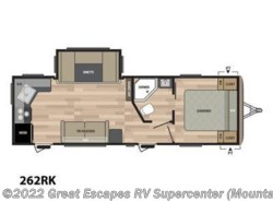 New 2018  Keystone Springdale 262RK by Keystone from Great Escapes RV Center in Gassville, AR