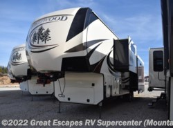 New 2018  Redwood Residential Vehicles Redwood 3901WB by Redwood Residential Vehicles from Great Escapes RV Center in Gassville, AR