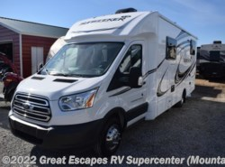 New 2018  Forest River Sunseeker Ford Transit TS2380 by Forest River from Great Escapes RV Supercenter in Gassville, AR