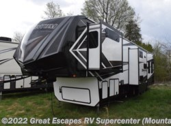 New 2018  Grand Design Momentum 397TH by Grand Design from Great Escapes RV Center in Gassville, AR