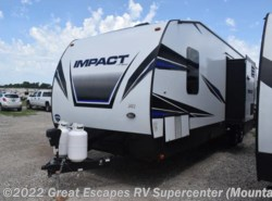 New 2019 Keystone Impact 330 available in Gassville, Arkansas