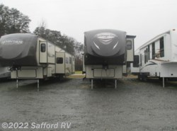 Used 2016  Forest River  Heritage Glen 356QB by Forest River from Safford RV in Thornburg, VA