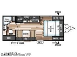 New 2017  Forest River Wildwood X-Lite 171RBXL by Forest River from Safford RV in Thornburg, VA