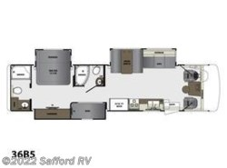New 2017  Forest River Georgetown 5 Series GT5 36B5 by Forest River from Safford RV in Thornburg, VA