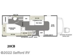 New 2017  Coachmen Freelander  20CB Micro by Coachmen from Safford RV in Thornburg, VA