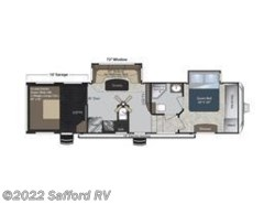 Used 2011  Keystone Raptor 300MP by Keystone from Safford RV in Thornburg, VA