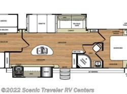 New 2017  Forest River Salem Hemisphere Lite 300BH by Forest River from Scenic Traveler RV Centers in Slinger, WI