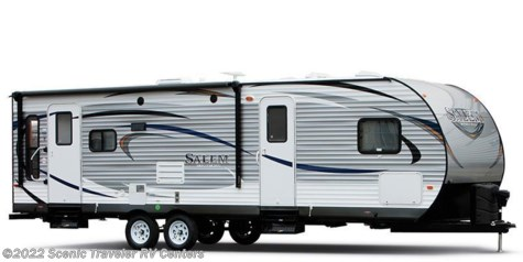 2017 Forest River Salem T27RKSS