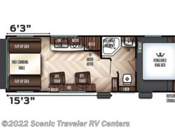 New 2017  Forest River Vengeance 25V by Forest River from Scenic Traveler RV Centers in Slinger, WI