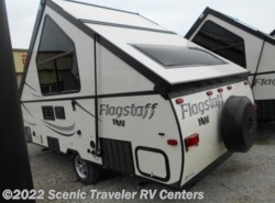 New 2018  Forest River Flagstaff Hard Side T21QBHW by Forest River from Scenic Traveler RV Centers in Slinger, WI
