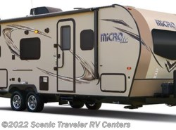 New 2018  Forest River Flagstaff Micro Lite 21DS by Forest River from Scenic Traveler RV Centers in Slinger, WI