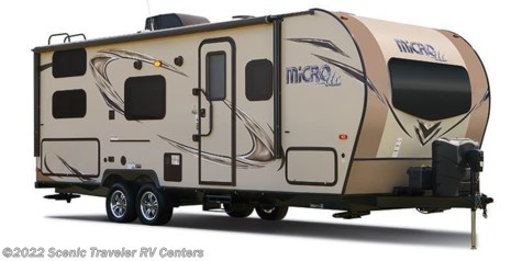 2018 Forest River Flagstaff Micro Lite 25FKS
