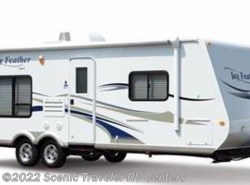 Used 2010  Jayco Jay Feather 24 T by Jayco from Scenic Traveler RV Centers in Baraboo, WI