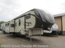 Used 2015  Forest River Wildwood Heritage Glen 337BAR by Forest River from Scenic Traveler RV Centers in Baraboo, WI