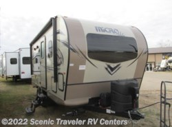 New 2018  Forest River Flagstaff Micro Lite 21DS by Forest River from Scenic Traveler RV Centers in Baraboo, WI