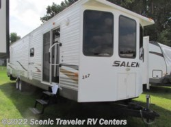 Used 2009 Forest River Salem 392FLFB available in Baraboo, Wisconsin