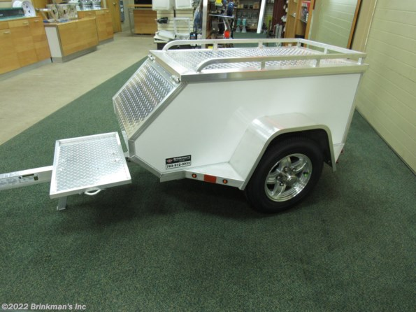 2020 Aluma MCTXL towable motorcycle trailer available in Delano, MN