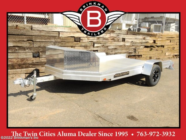 2021 Aluma UTR12 With Tuck Under Ramp available in Delano, MN