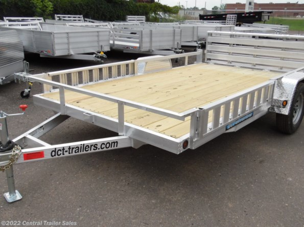 2021 Dell Rapids Custom Trailers AS8312RR available in East Bethel, MN