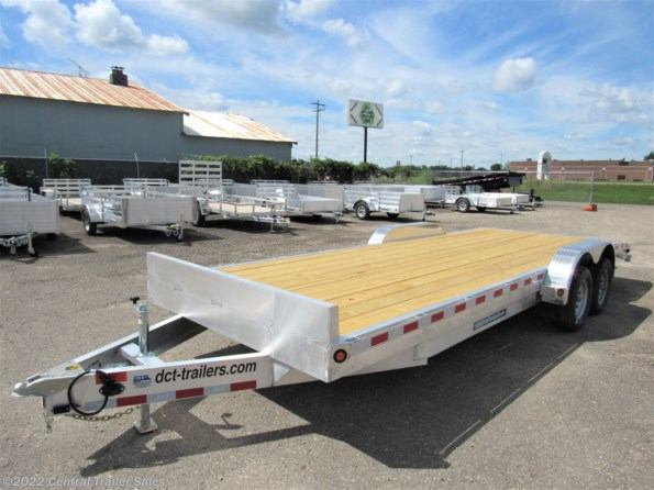 2021 Dell Rapids Custom Trailers AS22-BT available in East Bethel, MN
