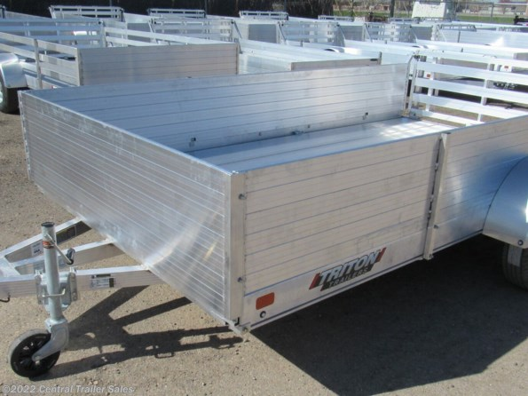 2022 Triton Trailers FIT Series FIT1281 available in East Bethel, MN