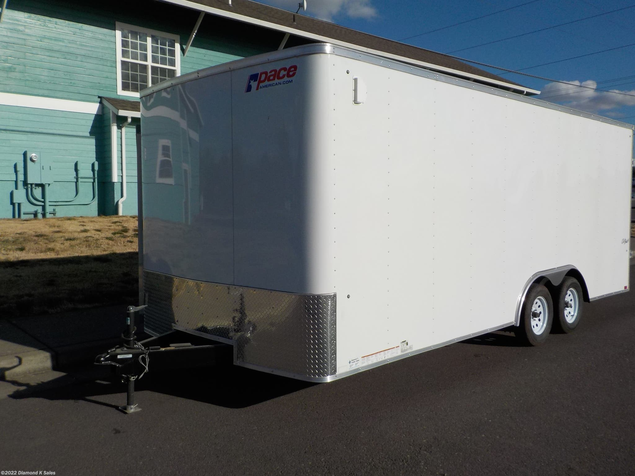 New Pace American Car Carrier  Hauler Trailers For Sale