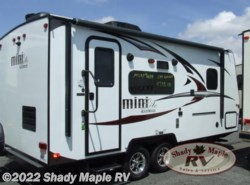 New 2017  Forest River Rockwood Mini Lite 2109S by Forest River from Shady Maple RV in East Earl, PA