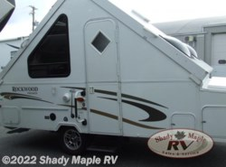 Used 2013  Forest River Rockwood Hard Side Series A128S by Forest River from Shady Maple RV in East Earl, PA