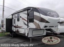 Used 2015  Keystone Cougar 313RLI by Keystone from Shady Maple RV in East Earl, PA