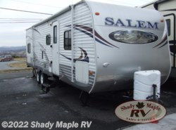Used 2013  Forest River Salem 30QBSS by Forest River from Shady Maple RV in East Earl, PA