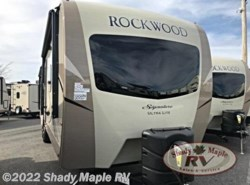 New 2018  Forest River Rockwood Signature Ultra Lite 8328BS by Forest River from Shady Maple RV in East Earl, PA
