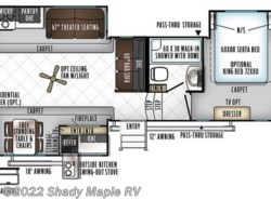 New 2019  Forest River Rockwood Signature Ultra Lite 8290BS by Forest River from Shady Maple RV in East Earl, PA