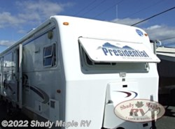 Used 2002 Holiday Rambler  Holiday Rambler Presidential 33FKS available in East Earl, Pennsylvania