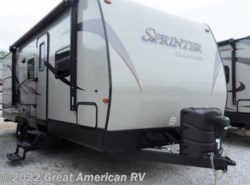 New 2016  Keystone Sprinter 26RB by Keystone from Sherman RV Center in Sherman, MS