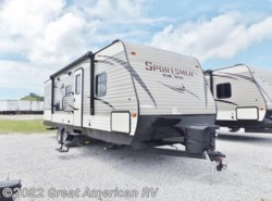 New 2018  K-Z Sportsmen Sportsmen LE 271BHLE by K-Z from Sherman RV Center in Sherman, MS