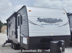 New 2018  Keystone Springdale Summerland 2660RL by Keystone from Sherman RV Center in Sherman, MS