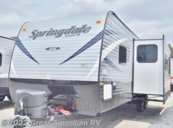 New 2018  Keystone Springdale 2960BH by Keystone from Sherman RV Center in Sherman, MS
