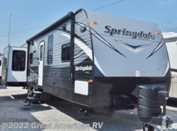 New 2018  Keystone Springdale 311RE by Keystone from Sherman RV Center in Sherman, MS