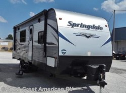 New 2019 Keystone Springdale 27TH available in Sherman, Mississippi