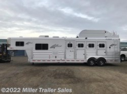 2020 Platinum Coach 4 Horse with 10'8'' Proline by Outlaw