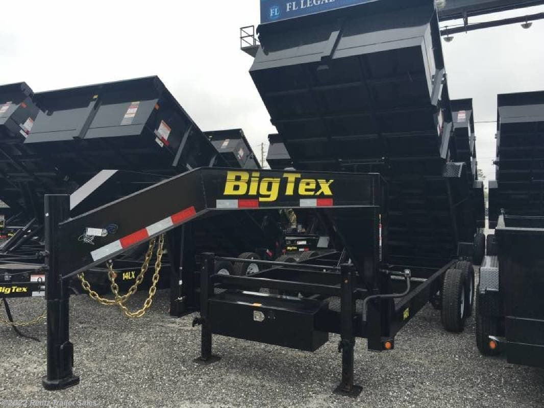 2019 Big Tex 14gx