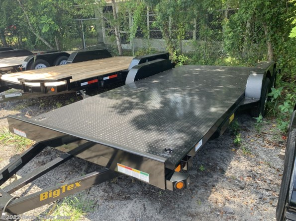 2021 Big Tex 70DM -18BK-GA available in Hudson, FL
