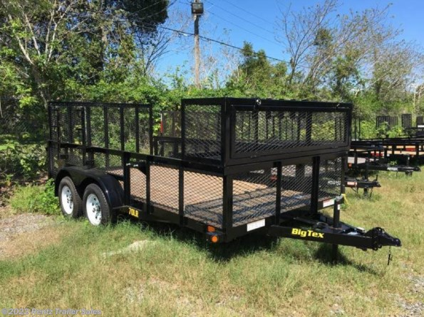 2021 Big Tex 70LR -14BK-GA available in Hudson, FL
