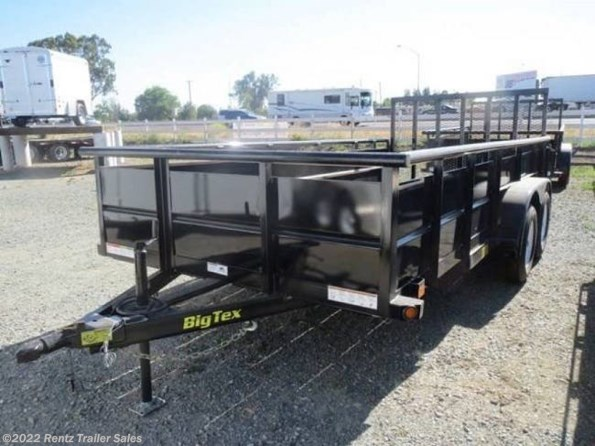 2021 Big Tex 70TV -14BK-GA available in Hudson, FL