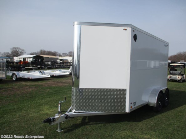 2022 Legend Trailers Enclosed Cargo 7X15FTVTA35 available in Sycamore, IL