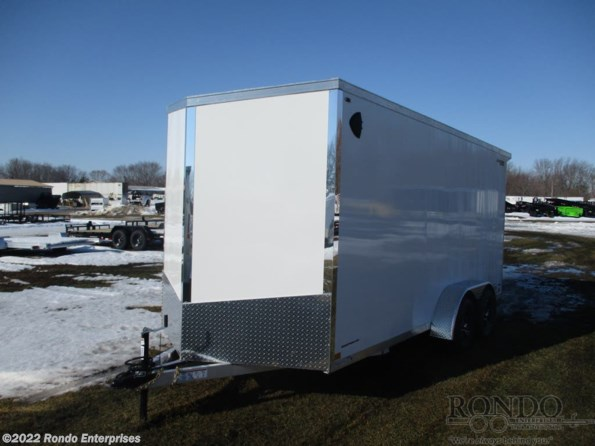 2021 Legend Trailers Enclosed Cargo 7X18EVTA35 available in Sycamore, IL