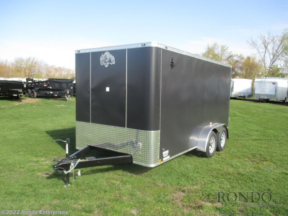 2021 Mirage Rhino Enclosed Cargo SAFARI 7X14TA2 available in Sycamore, IL