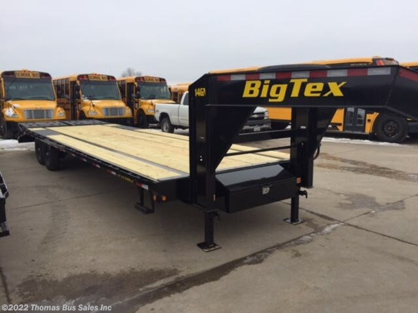 2021 Big Tex 14GN available in Des Moines, IA